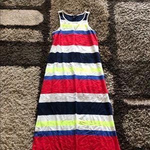 Other - GapKids Long Striped Sundress